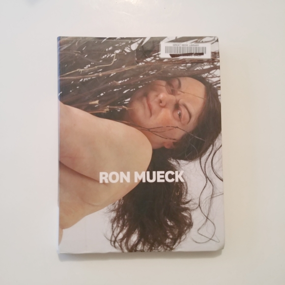 Beautiful Ron Mueck Photography Book